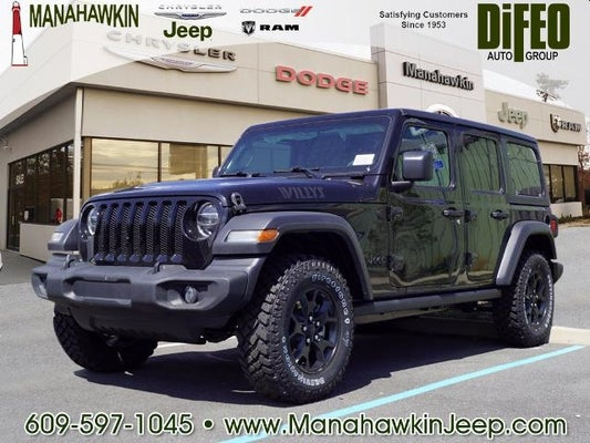 2020 Jeep Wrangler Unlimited Sport In Manahawkin Nj Long Beach