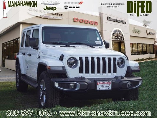 2021 Jeep Wrangler Unlimited Unlimited Sahara In Manahawkin Nj Long Beach Island Jeep Wrangler Unlimited Manahawkin Chrysler Dodge Jeep Ram